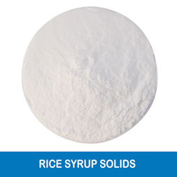 rice syrup solid producer