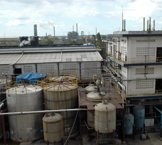 Manufacturing Unit | Gulshan Polyols Limited