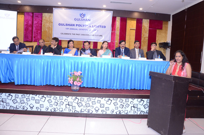 Annual General Meeting (2014-2015)